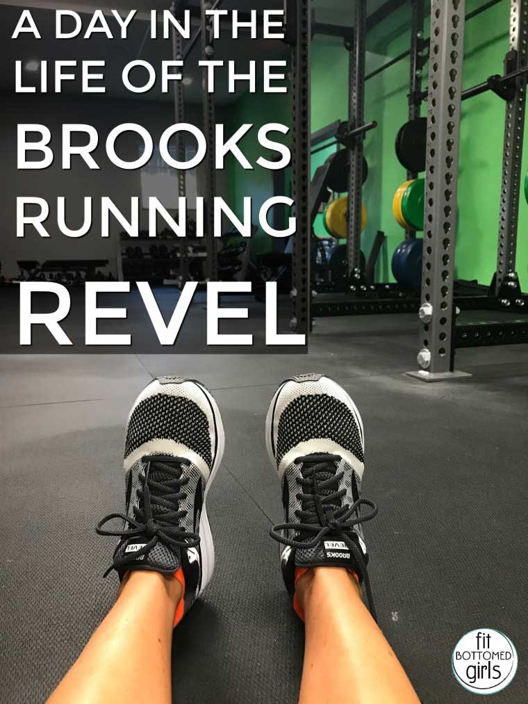 brooks running revel shoes