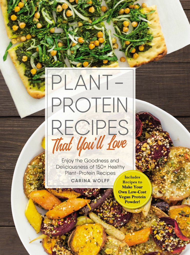 plant based protein recipes cookbook