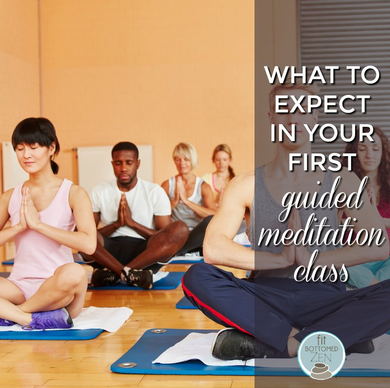 What to Expect in Your First Guided Meditation Class - Fit ...