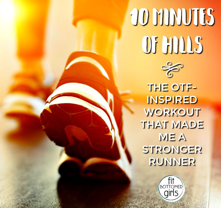 10 Minutes of Hills: The OTF-Inspired Workout That Made Me a Stronger Runner