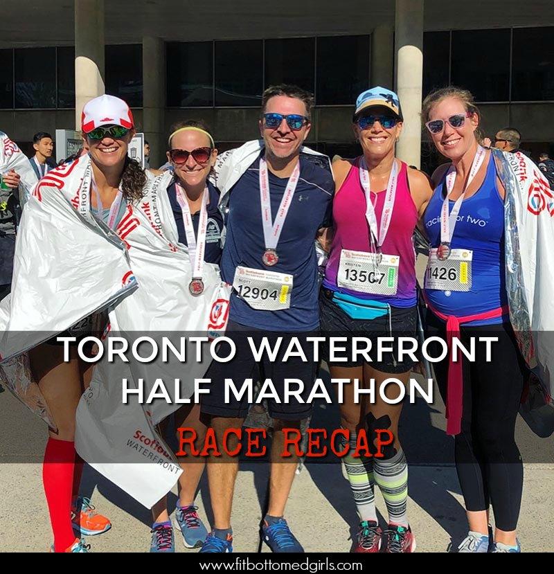 toronto waterfront half marathon