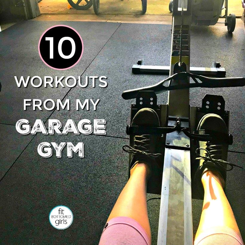 10 Trainingseinheiten aus der Garagenturnhalle
