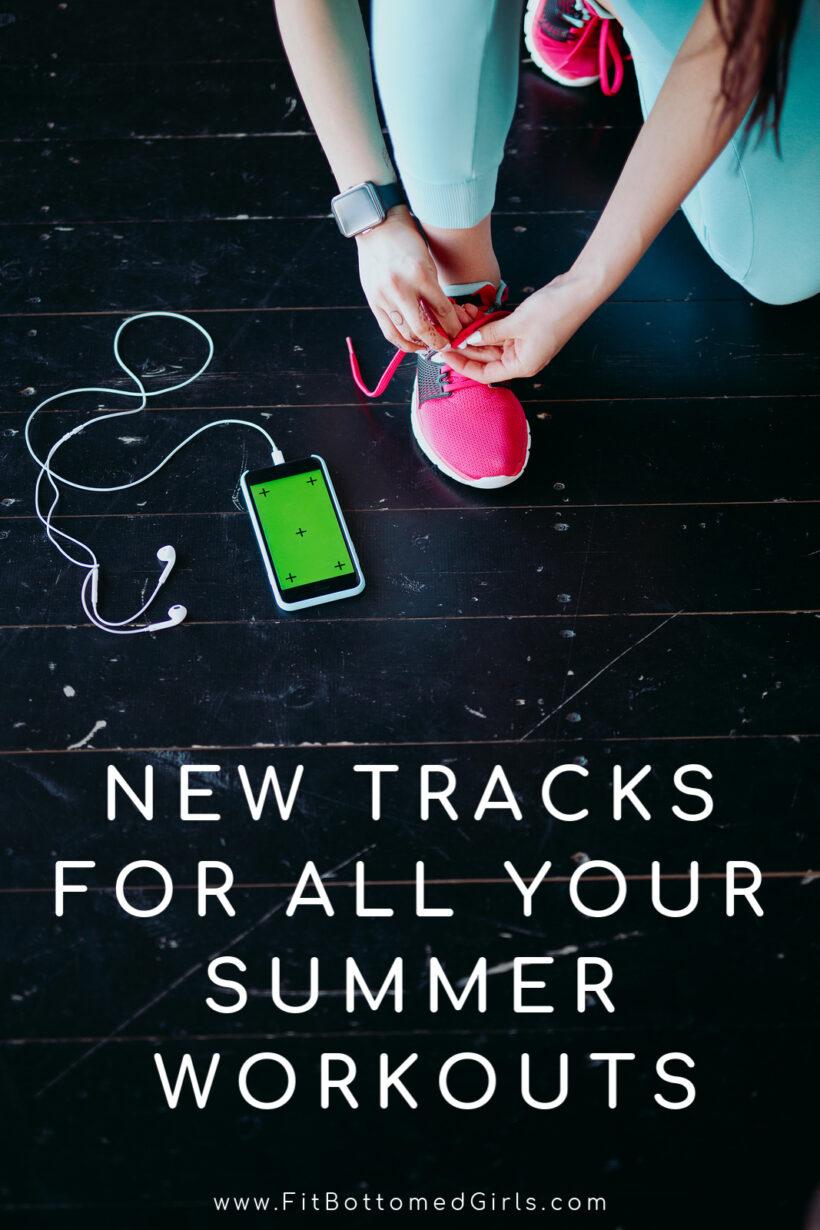 Novas trilhas para todos os seus exercícios de verão